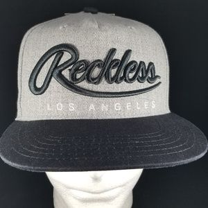 Young & Reckless Los Angeles Washed Snapback Cap